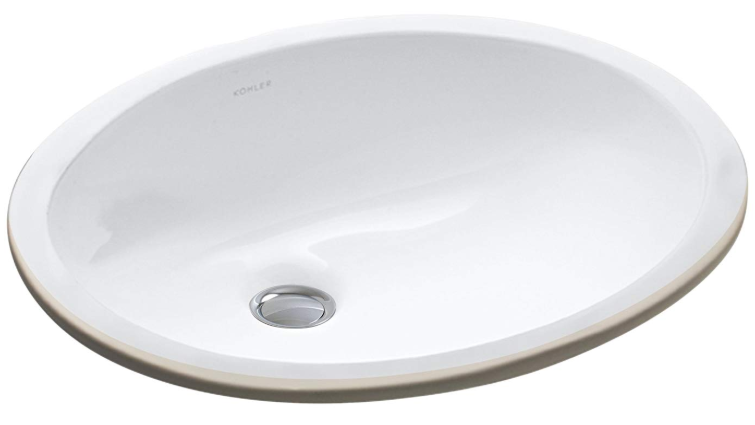 Caxton Undercounter Bathroom Sink 1