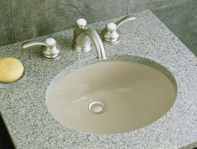 Caxton Undercounter Bathroom Sink
