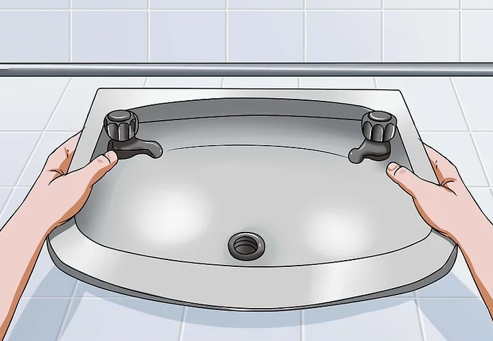 Installing a Bathroom Sink Drain 2