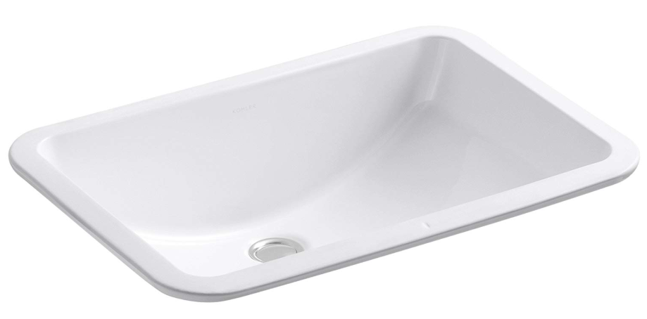 Ladena Undercounter Bathroom Sink 1