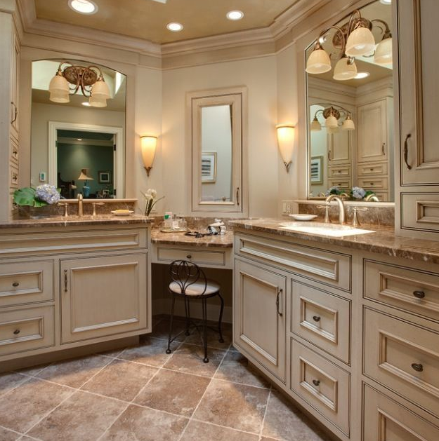 Rustic Bathroom Vanities - Big Vanity