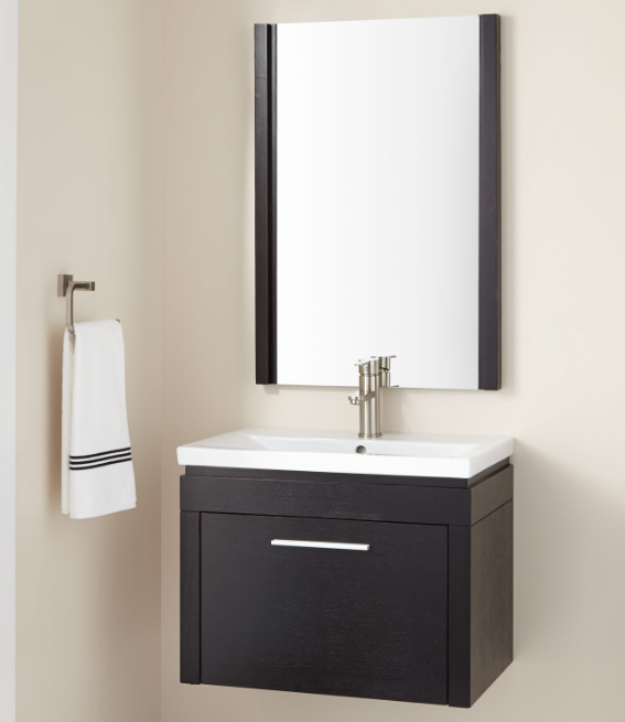 SVEN WALL-MOUNT VANITY WITH MIRROR