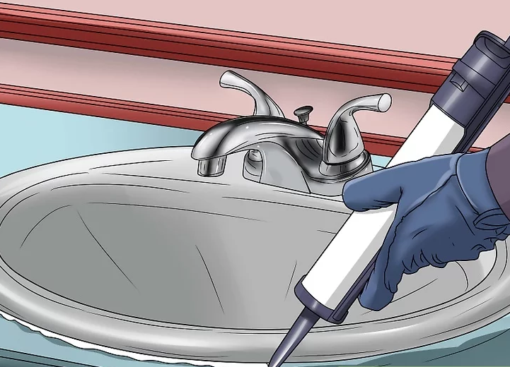 how to install a bathroom sink drain 4