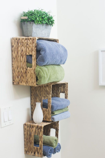 Bathroom Storage Solutions 2