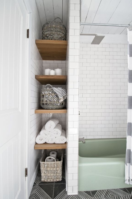 Bathroom Storage Solutions 4