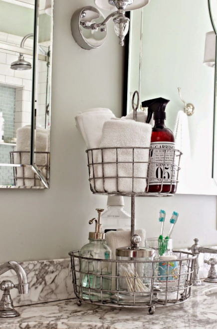 Bathroom Storage Solutions 7