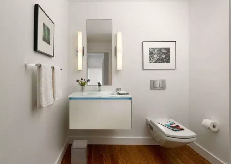 Berkeley Modernism - Modern Bathroom