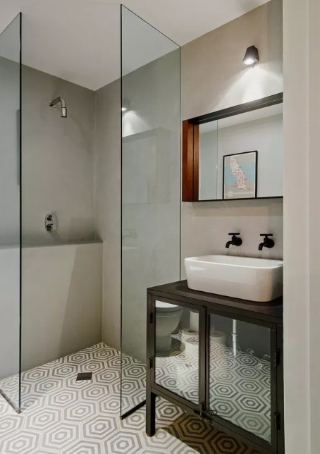 Walk in Bathroom Ideas
