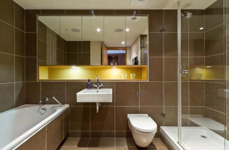 Grosvenor Riverside - Modern Bathroom