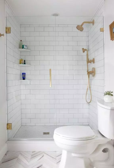 17+ Creative and Cool Walk in Shower Ideas for 2019