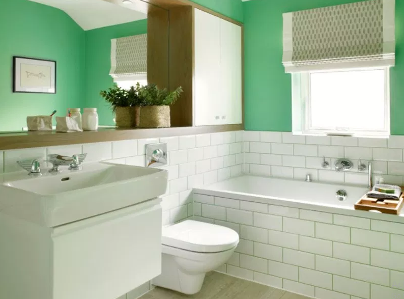 Richmond, 1930's Refurbishment. - Modern Bathroom