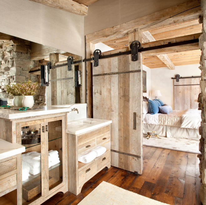 36 Ways to Create a Charming Farmhouse Bathroom