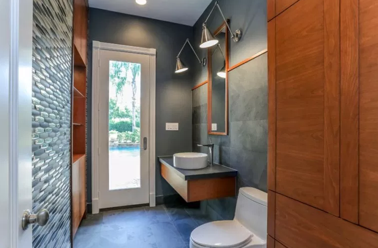 Full Home Renovation in Carlton Woods - Bathroom Sinks