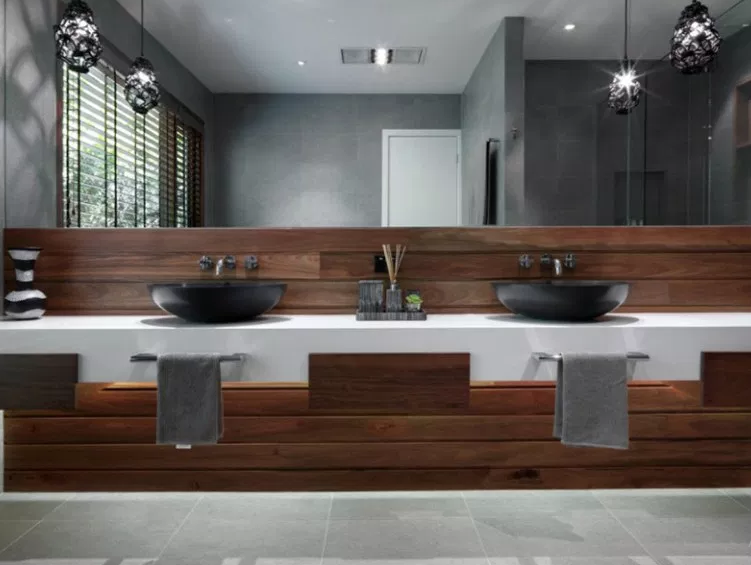 Mr Mitchell Portsea House - Bathroom Sinks