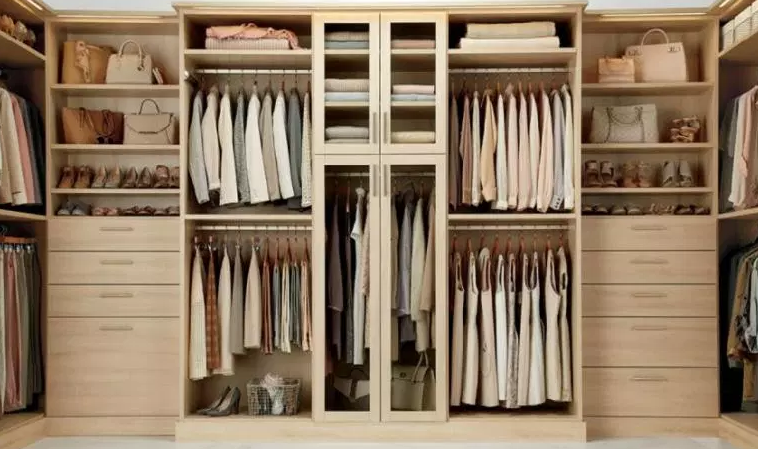 Closet Remodel for Vintage Home - Walk in Closet Ideas