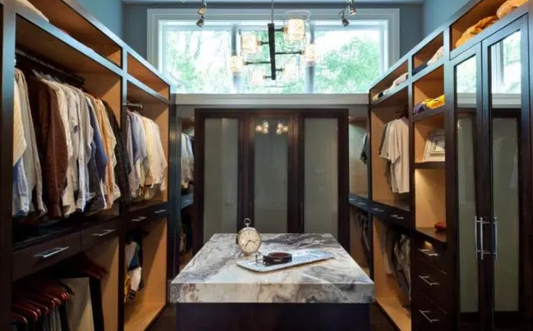 The Man Cave Closet - Walk in Closet Ideas