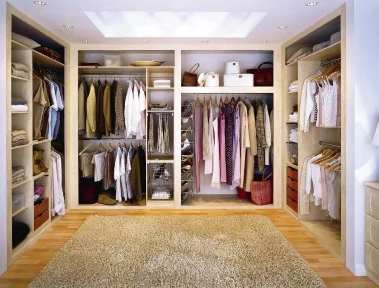 Walk In Closets & Dressing Rooms - Walk in Closet Ideas